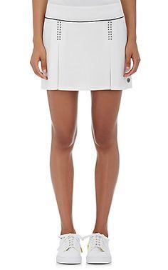 Tory Sport Cross-Stitched Tennis Skirt - Skirts - 504562336