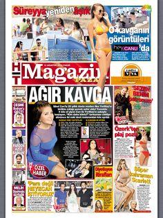 HaberTürk Magazin 10.08.2014