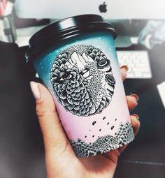 BioPak Cup Art Series - Design on Behance