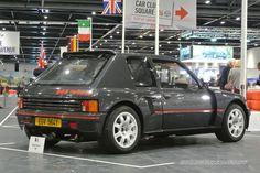 Peugeot 205 T16