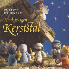 Haak je eigen kerststal ISBN 9789058774729 | Naaipatronen.nl | zelfmaakmode patroon online