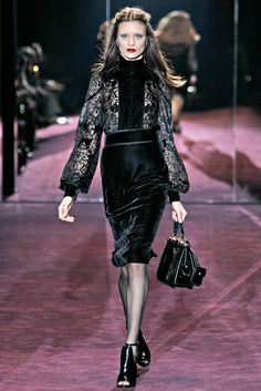 Gucci Fall 2012 Ready-to-Wear Collection Slideshow on Style.com