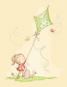 fly a kite by rachelle anne miller