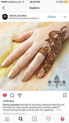 Floral Henna Designs, Mehndi Designs Book, Finger Henna Designs, Simple Arabic Mehndi Designs, Mehndi Designs 2018, Mehndi Designs For Girls, Mehndi Designs For Beginners, Modern Mehndi Designs, Bridal Henna Designs