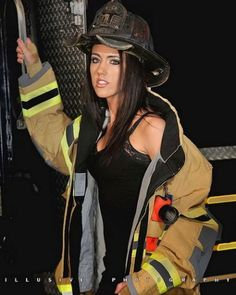 Hot lesbian firefighters are