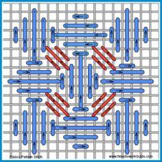 Palace Pattern Stitch