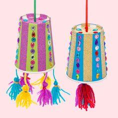 Diwali Craft For Children, Art For Kids, Happy Diwali, New Year's Crafts, Crafts For Kids, Card Crafts, Rangoli Designs, Diwali Activities, Diwali Decorations At Home