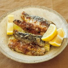 シンプルな材料で作れる魚レシピ。