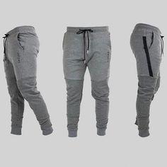 05c30e66d106 2018 Gym Training Jogging Pants Mens Joggers Slim Fit Soccer Sweatpants  Cotton Zipper Workout Running Tights Sport Trousers Men