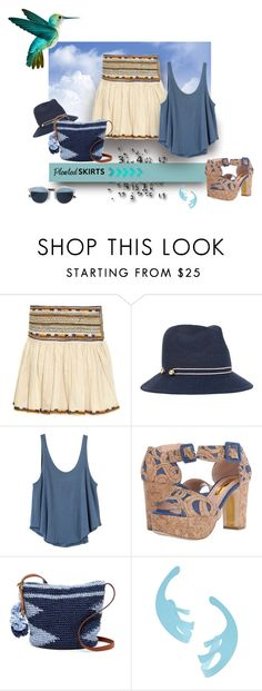 """Fly High"" by michelletheaflack ❤ liked on Polyvore featuring Isabel Marant, Eugenia Kim, RVCA, Rupert Sanderson, Lucky Brand, Rosie Assoulin, Christian Dior, pleatedskirts and polyvorecontests"