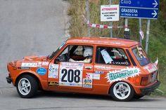 Le A112 Abarth del Trofeo protagoniste a Milano Autoclassica