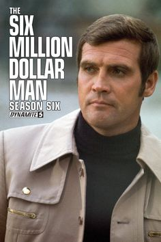 The Six Million Dollar Man (TV Series 1974–1978) on IMDb: Movies, TV, Celebs, and more...