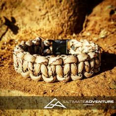 Desert Camo Paracord Survival Bracelet from www.ultimateadventures.co.za  #desertcamo #camo #bracelet #paracord #paracord550 #paracordsurvival #paracordsurvivalbracelet #survival #paracordporn #outdoorgear #survivalbracelet #survivalparacord #survivaladventure #edc #everydaycarry #adventure #survivalgear #adventuregear #adventurebracelet #ultimateadventure #ultimateadventureco #ultimateadventures #paracordon #cordcraft #craft #outdoorcraft