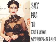 [click on this image to find a clip & analysis of cultural misappropriation]