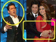 Salman Khan Shah Rukh Khan and Kajol Best Performance in Live Show - Kaj...