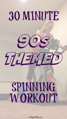 Try this 30 minute music themed spinning workout to get your heart pumping! These sounds will have you dancing in your bike seat while you get in a good workout Spin Bike Workouts, Fun Workouts, Swimming Workouts, Swimming Tips, Fitness Workouts, Spin Class Routine, Spin Playlist, Spin City, Cycling Workout