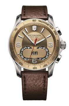 Victorinox Swiss Army® 'Chrono Classic' Bracelet Watch, 41mm available at #Nordstrom