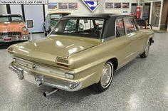 1966 Studebaker Daytona Sports Sedan Yellowknife gold
