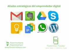 Aliados estratégicos del Emprendedor Digital | Social Media | Marketing Digital
