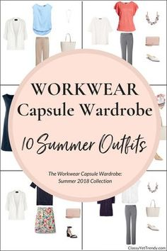 Create a Workwear capsule wardrobe on a budget… 100 Dressy outfits for the Professional, Working Woman! This post is a preview of the e-Book, The Workwear Capsule Wardrobe: Summer 2018 Collection.  I'm sharing a few pieces featured in the capsule wardrobe and you can mix and match those pieces with all the ones in the e-Book to…