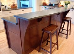 Ottawa Kitchen Cabinet Design - Gallery - Kitchens - Muskoka Cabinet Company
