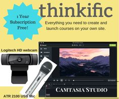 Create an Online Course–Giveaway Contest
