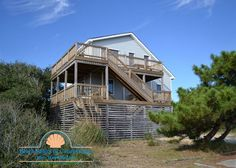 | Southern Shores Vacation Rental |  Outer Banks just across road and one house off beach - super close to beach even tho acr rd. $1795!