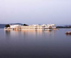 Exterior View, Taj Lake Palace Udaipur