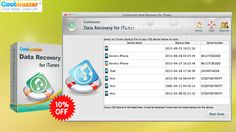 10% OFF Coolmuster Data Recovery for iTunes (Mac Version) code https://tickcoupon.com/stores/coolmuster-coupon-codes