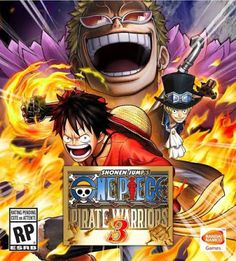 Download One Piece Pirate Warriors 3 + Cracked Full Free For PC - Download Cracked Games Full Version For Pc