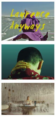 """""""Laurence Anyways"""" di Xavier Dolan è un film in cui resta qualcosa che non si afferra, un grido forse più fragile che disperato, incerto. Di Andrea Amadori. #Cinema #Film"""