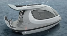Jet Capsule ~ The Cutest Little Yacht On The Water - World Traveled Family