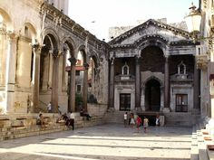 Diocletian Palace Split#Repin By:Pinterest++ for iPad#