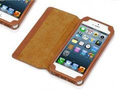 """Die Hülle """"Dallas"""" von Kavaj bietet dem iPhone kompletten Schutz"""