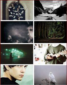 Next generation aesthetic: Albus Severus Potter