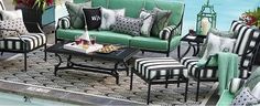 Home-Styling | Ana Antunes: Chic Outdoor Living - Viver lá fora pode ser chique!