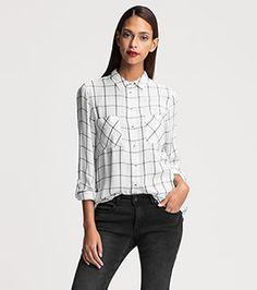 Femme Chemisier en blanc –  prix bas sur la boutique en ligne C&A !