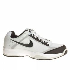 Nike Trainers Shoes Mens Breathe Court White