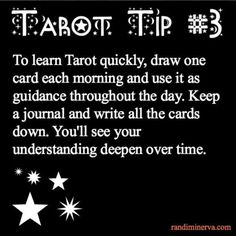 The origins of the Tarot are surrounded with myth and lore. The Tarot has been thought to come from places like India, Egypt, China and Morocco. Others say the Tarot was brought to us fr Reiki, Tarot Card Spreads, Tarot Learning, Tarot Card Meanings, Tarot Readers, Palmistry, Oracle Cards, Card Reading, Tarot Decks