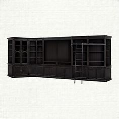 Athens Modular Wall Unit in Summer 2013 from Arhaus Furniture on shop.CatalogSpree.com, my personal digital mall.