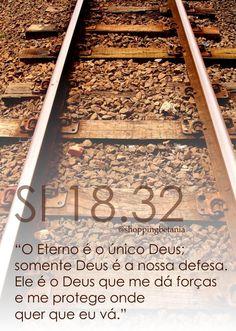 REDE MISSIONÁRIA: DEUS ME DÁ FORÇAS (SALMO 18:32)