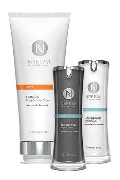 Nerium improves fine lines, age spots, tone, texture, complexion, lose skin, discoloration & more! Works on all Ages and all skin types!  guaranteed results or money back!