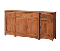 Arts & crafts sideboard  for storage and feasts   HH-5X3911-Buffet