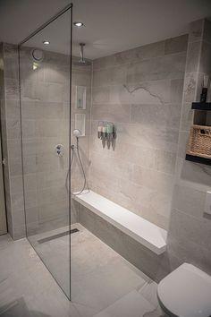 30+ Spectacular Bathroom Tile Shower Ideas That Looks Cool