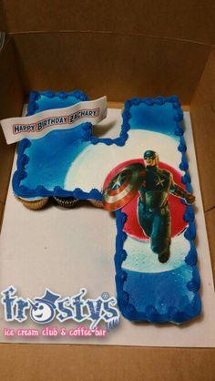 Captain America cupc