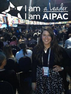 "Create and share your own ""I am AIPAC"" sticker! Use the link below to upload a picture, share how you identify within the broad AIPAC tent, and then post your sticker to Facebook for your friends to see! http://www.iamaipac.org  #AIPAC14"
