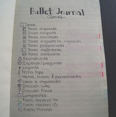 annie's place: ¿Qué es un Bullet Journal? | Bullet Journal