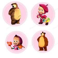 Resultado de imagem para masha eo urso festa infantil
