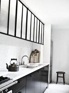 Vincent Van Duysen Antwerp Kitchen | Remodelista