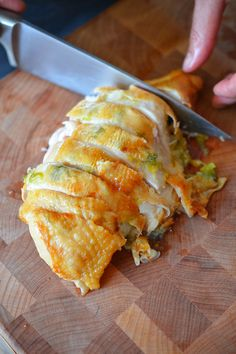 Ginger-Scallion Chicken - Nom Nom Paleo® - This Ginger-Scallion Chicken recipe is a simple, roasted chicken breast recipe tha - Nom Nom Paleo, Paleo Recipes, Low Carb Recipes, Cooking Recipes, Asian Recipes, Paleo Food, Yummy Recipes, Keto Foods, Low Carb Food